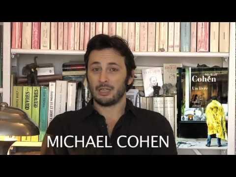 MICHAEL COHEN / UN LIVRE.