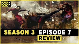 Download Video Into the Badlands Season 3 Episode 7 Review w/ Sherman Augustus  | AfterBuzz TV MP3 3GP MP4