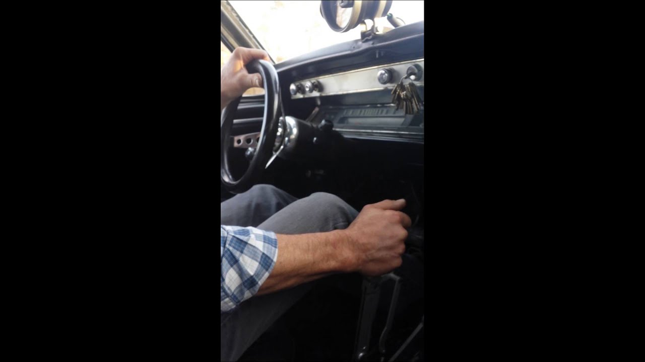 1967 Chevelle SBC w/ Jerico 4 speed street pass by William