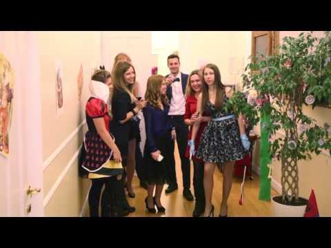 Новогодний корпоратив 2017 ВТБ24 приват