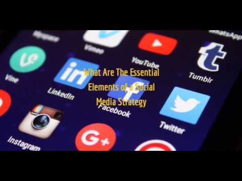 29  What Are The Essential Elements of a Social Media Strategy in Singapore