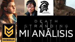 Death stranding Mi Análisis y punto de vista