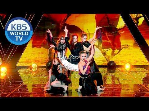 H.U.B - Finale(피날레) [Music Bank / 2019.01.04]