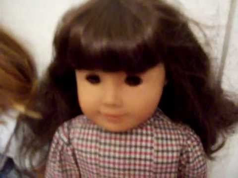 i got 3 free american girl dolls youtube