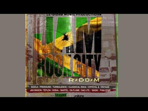 JamRock City Riddim Mix ▶JAN 2018▶Jah Mason,Sizzla,Turbulence,Pressure & More(Le Gions Music Prod)