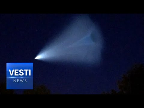 """People of the Urals Thought the ICBM """"Topol"""" Test was a UFO or Meteor"""