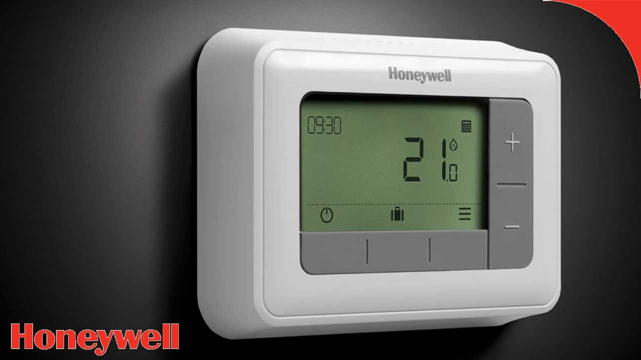 Introducing the New T4 Programmable Thermostat | Honeywell  YouTube