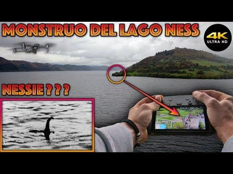 """Buscando A Nessie Bajo La Lluvia Con Mi """"Mavic2 Pro"""" 4K/DronePilot"""