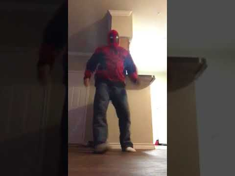 Epic Sax Guy Tribute With Deadpool in a Spider-Man Sweater