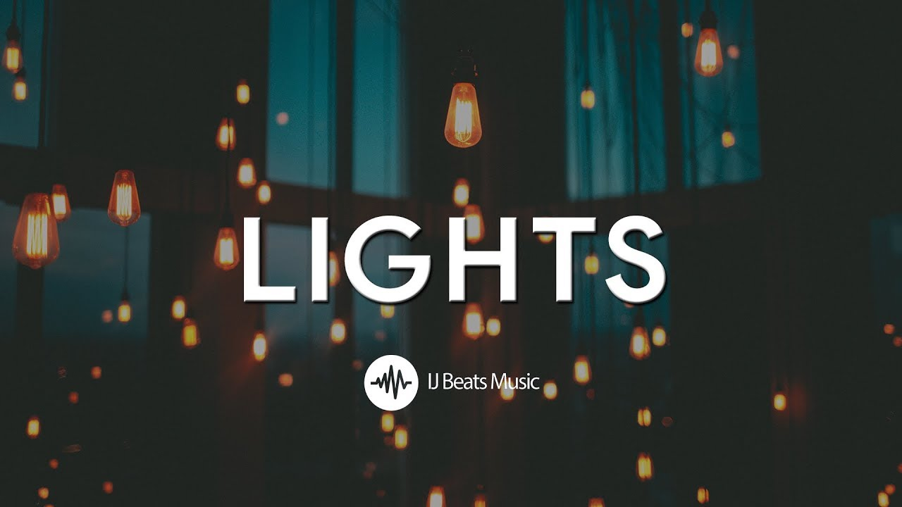 LIGHTS - Emotional Gospel R&B/Rap Instrumental (Prod. By IJ Beats)