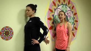 Видеоурок по йоге. Выпуск 10