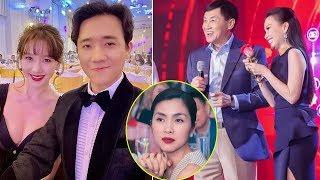 Trấn Thành, Cẩm Ly và nhiều sao Việt dự tiệc tất niên hoành tráng nhà chồng Tăng Thanh Hà