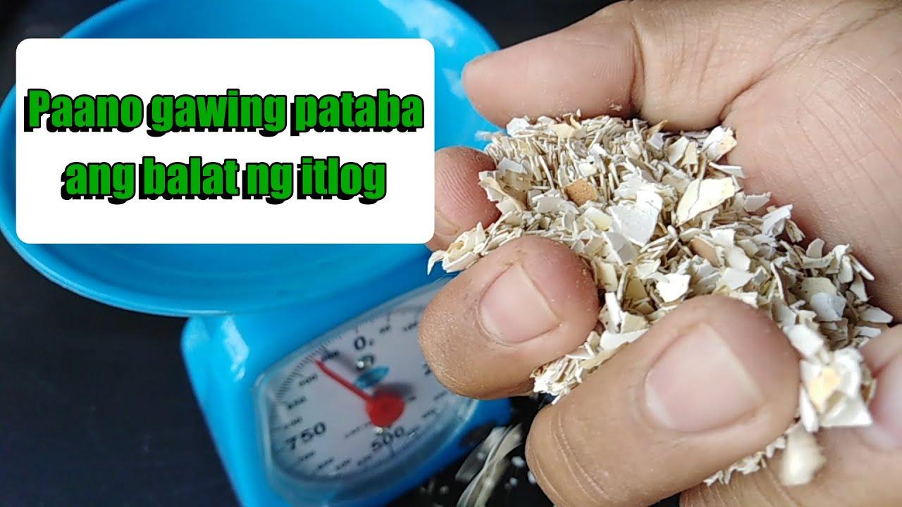 Download Paano gumawa ng Organic Fertilizer / Calcium Phosphate