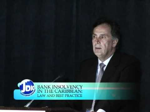 JDIC's Bank Insolvency in the Caribbean: Law and Best Practice, Episode 4