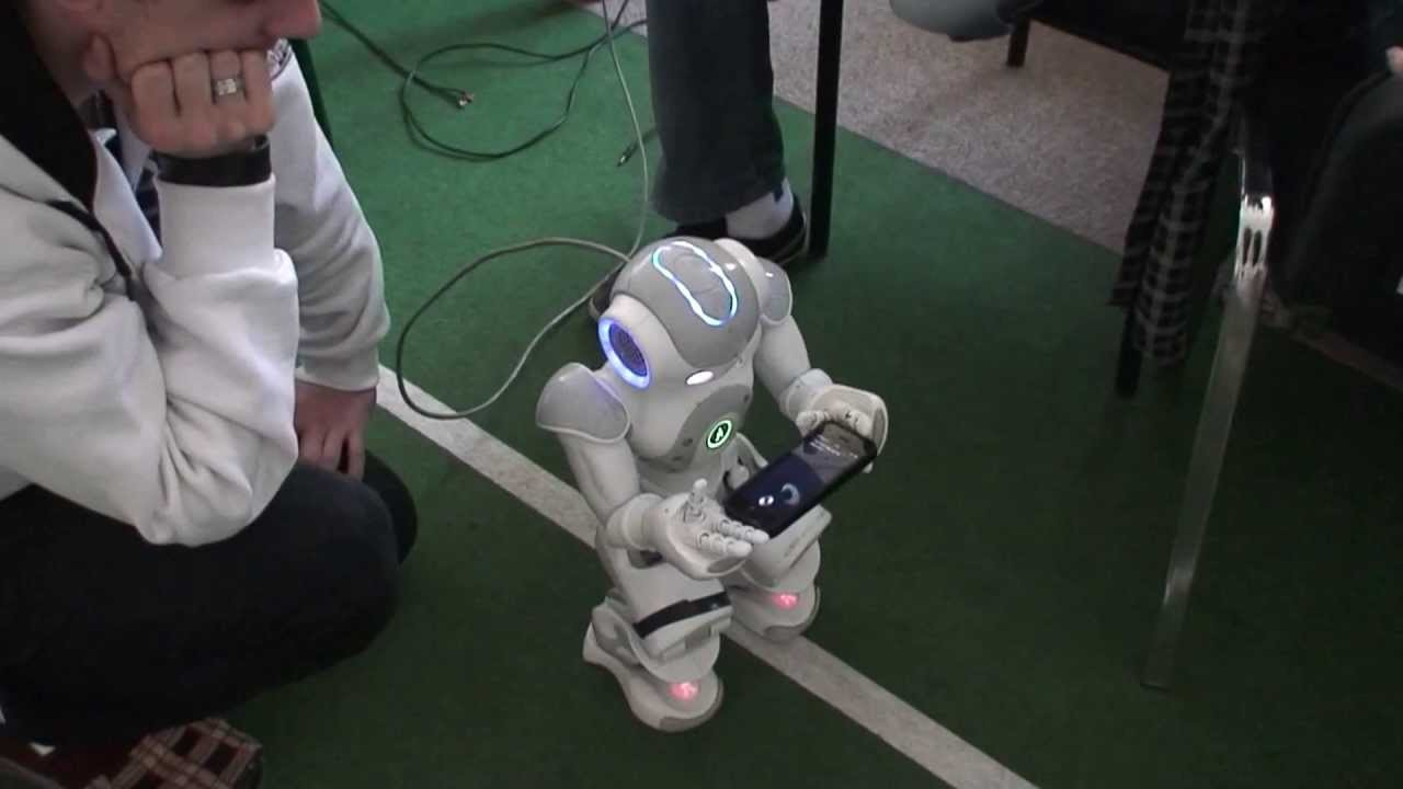 how do i find siri on my iphone robot nao and siri interaction 4502