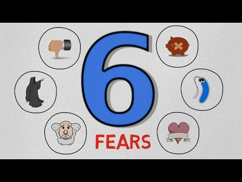 WHICH ONE DO YOU HAVE ? (HINDI) - 6 FEARS THAT CAN DESTROY YOU