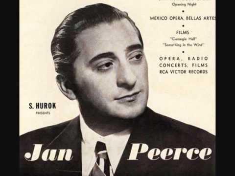 Jan Peerce - If I Ruled The World (1965)