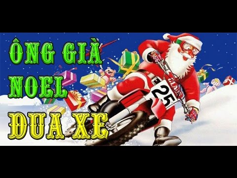 Game ông Già Noel đua Xe | Video Hướng Dẫn Chơi Game 24h