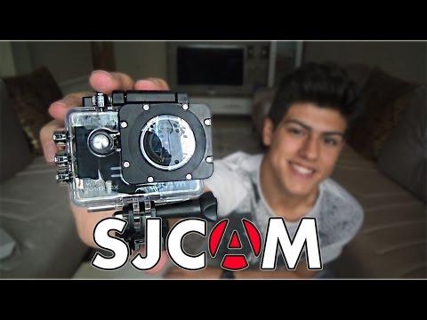 GoPro'ya Rakip SJCAM SJ5000X Elite Aksiyon Kamerası - Banggood'dan Paket #10