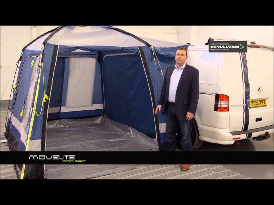 Outdoor Revolution Movelite Midi Classic Awning Demonstration Video Hd Youtube