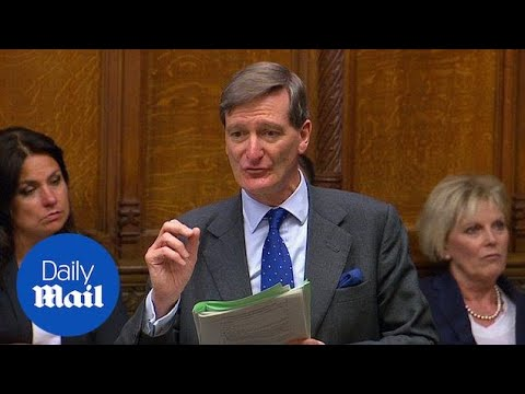 Rebel ringleader Dominic Grieve clashes with David Davis