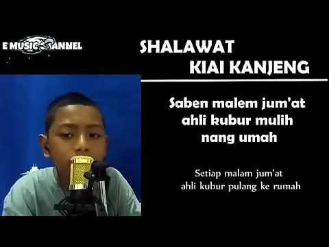 Shalawat Kiai Kanjeng