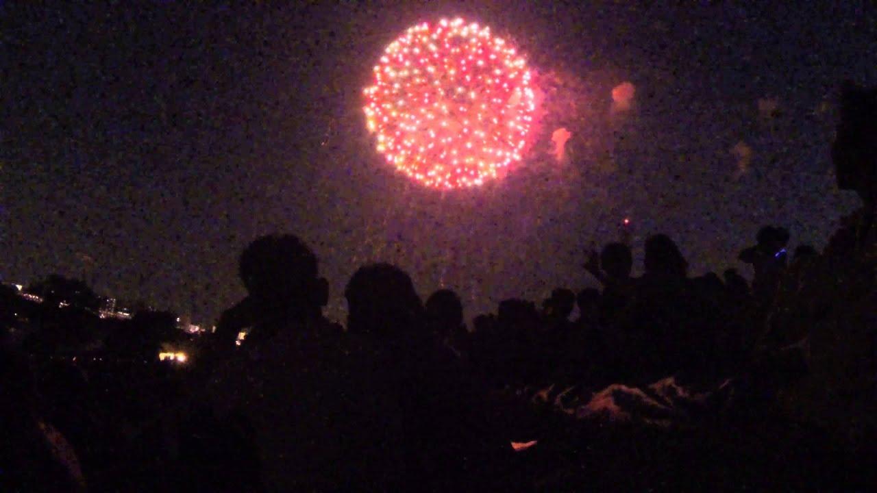 [HD 1080p]GoPro HERO3で花火大会を撮影してみた 3 / Fireworks video by GoPro HERO3 3