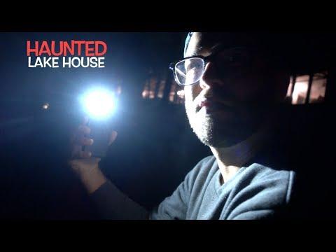 Terrifying Haunted Lake House in Upstate NY