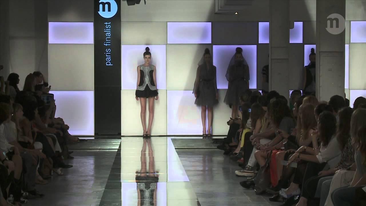 Istituto marangoni 2012 paris graduate fashion show for Istituto marangoni