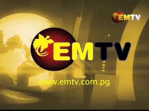 National EMTV News, Sunday 31st May 2020