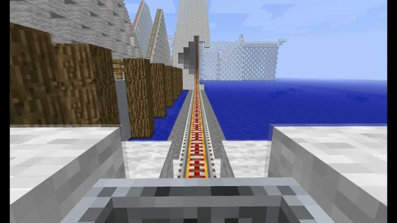 Minecraft California Screamin YouTube