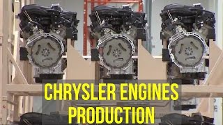 Chrysler Engines Production