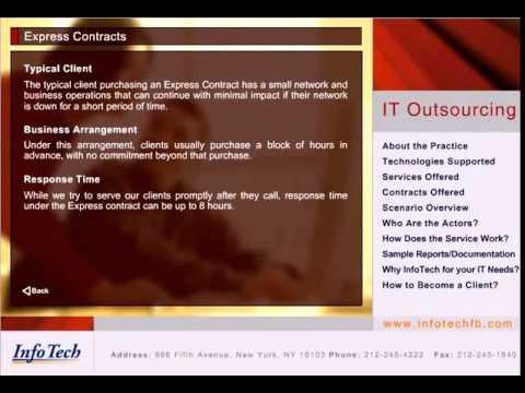 Hosting & cloud service