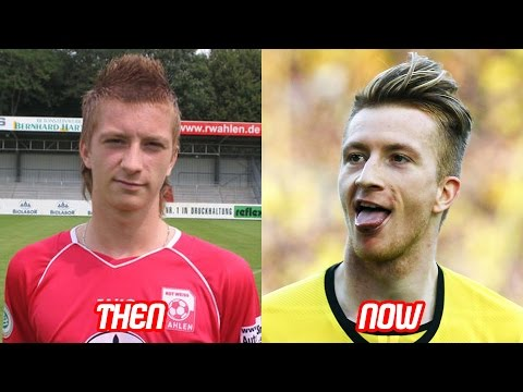 Marco Reus Transformation Then And Now (Face & Body) | 2017 NEW
