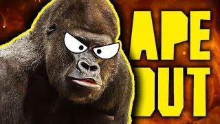 ANGRY GORILLA MAYHEM!   Ape Out