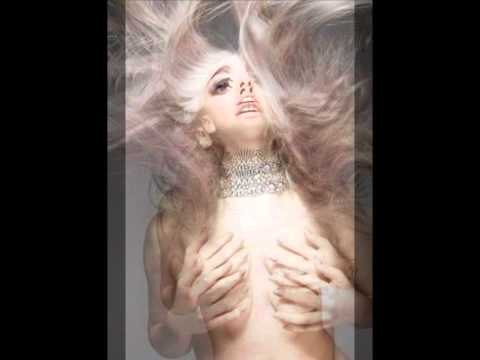 Lady Gaga at Vanity Fair Magazine
