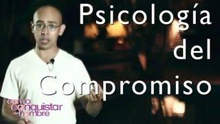 Domina la psicologia del compromiso manteniendo tu autoestima intacta