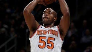 Erika Fernandez Talks To Knicks Jarrett Jack