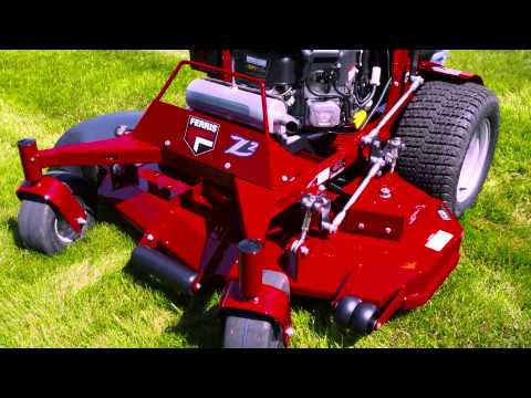 Ferris Stand-On Commercial Zero Turn Mower: SRS™ Z2