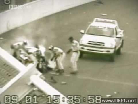 Zanardi Unfall Lausitzring