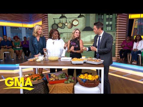 Patti LaBelle Cooks Up Comfort Food On 'GMA' L GMA