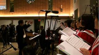 Ca đoàn St. Cecilia  - Christmas Mass - Đêm 24 tháng 12, 2011
