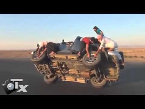 How You Change A Tire In Saudi Arabia