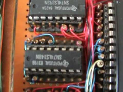 SBC  Computer  1988-92 , Motorola MC68000  , CNC application
