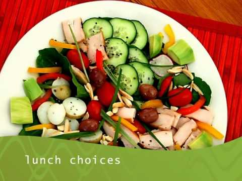 15. Healthy food choices for the Metabolic Syndrome