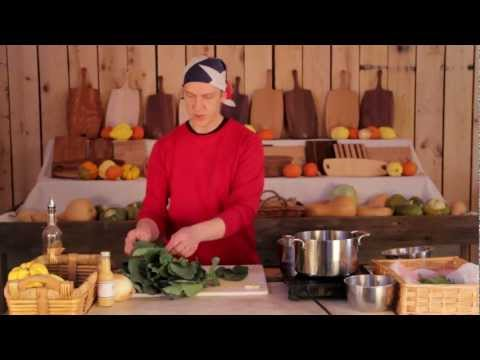 Braised Collard Greens --- Green Door Gourmet
