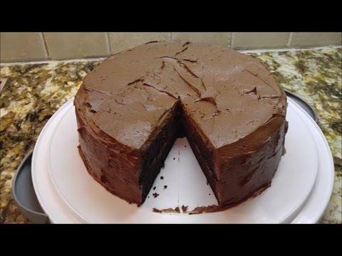 Deep Dark Decadent Devil's Food Cake: How To Make