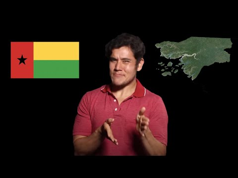 Geography Now! Guinea Bissau