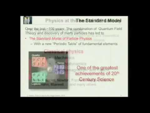Higgs Lectures #1: The World of Subatomic Particles