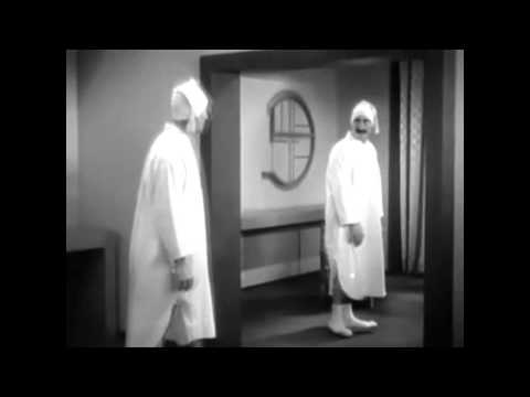 Marx Brothers mirror scene - Duck soup
